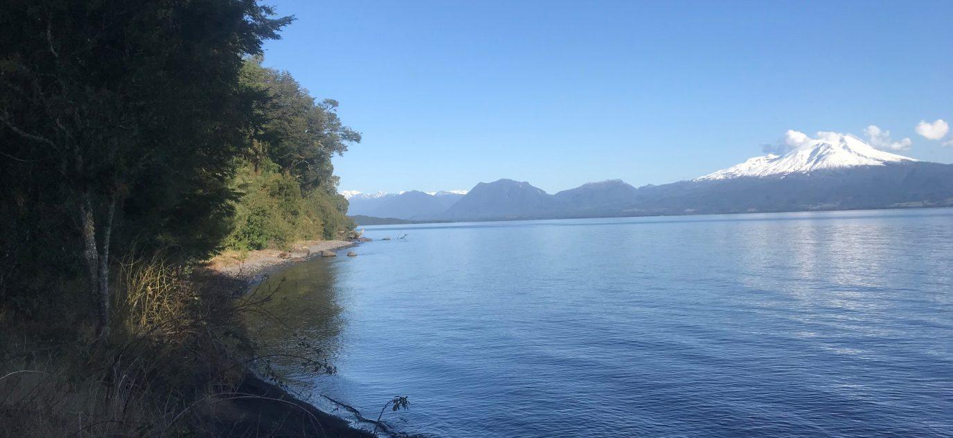 Orilla del Lago Llanquihue