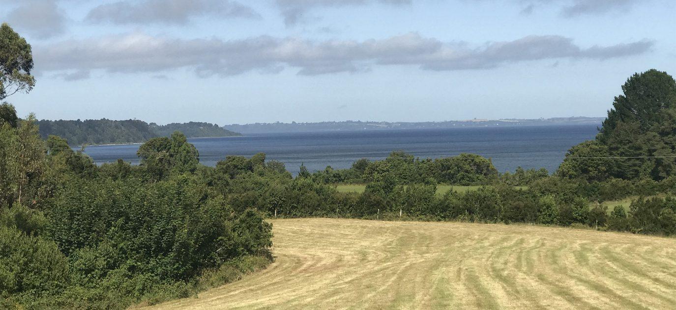 Imponente vista al lago a solo 15 minutos de Puerto Varas